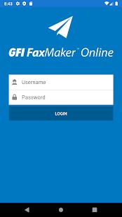Mobile App | GFI FaxMaker Online