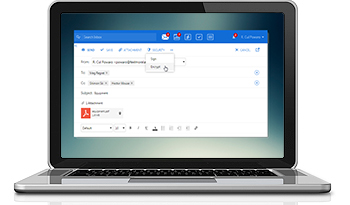 Kerio connect email solution